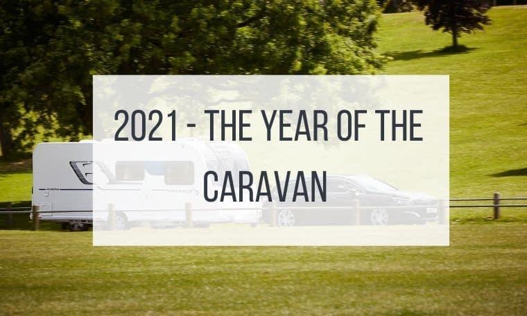 Caravans are in demand, visit Webbs Caravans