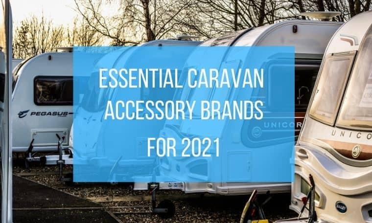 Find essential caravan accessories at Webbs, Salisbury