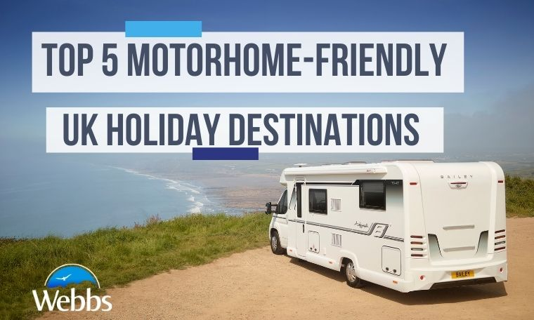 Decide where to go on holiday with your motorhome