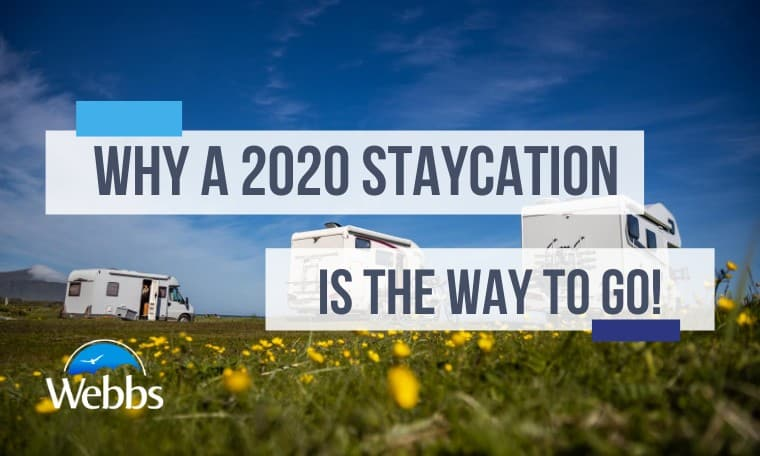 Why a 2020 staycation is the way to go? Featured image