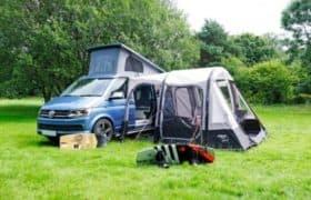 Campervan Awnings For Sale at Webbs Motor Caravans, Reading